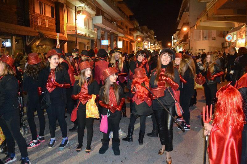 Πρέβεζα: Σήμερα η παρέλαση του γυναικείου καρναβαλιού στην Πρέβεζα