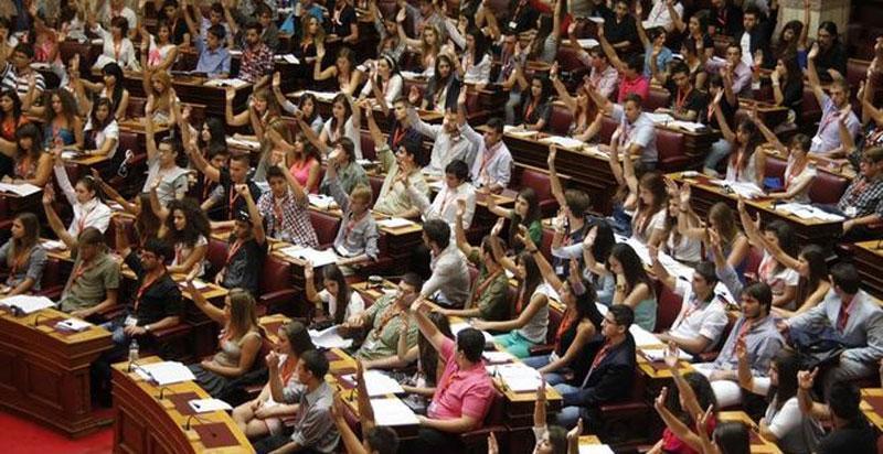 Πρέβεζα: Δυναμική θα είναι η εκπροσώπηση της Πρέβεζας στην ΚΓ' Σύνοδο της Βουλής των Εφήβων